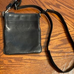 Coach small used bag
